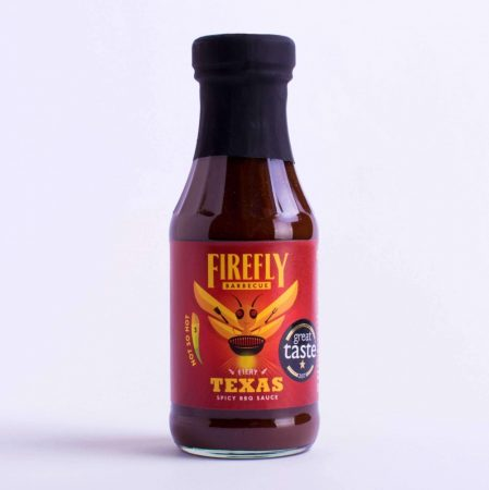 Texas Spicy BBQ Szósz 268 ml