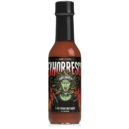 Burns&McCoy Exhorresco-7 Pot Primo chili-szósz 148 ml