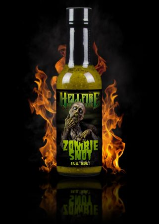 Hellfire Hot Sauce Zombie Snot chili-szósz 148 ml