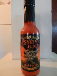 Psycho Juice 70% Red Savina chili-szósz 148 ml
