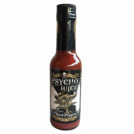 Psycho Juice Extreme Ghost Pepper chili-szósz 148 ml