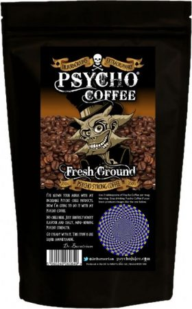 Psycho Coffee 250 gramm