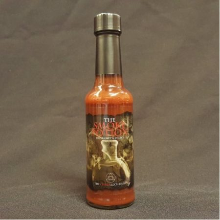 "TCA- The Smoke Potion ""chili""-szósz 148 ml"